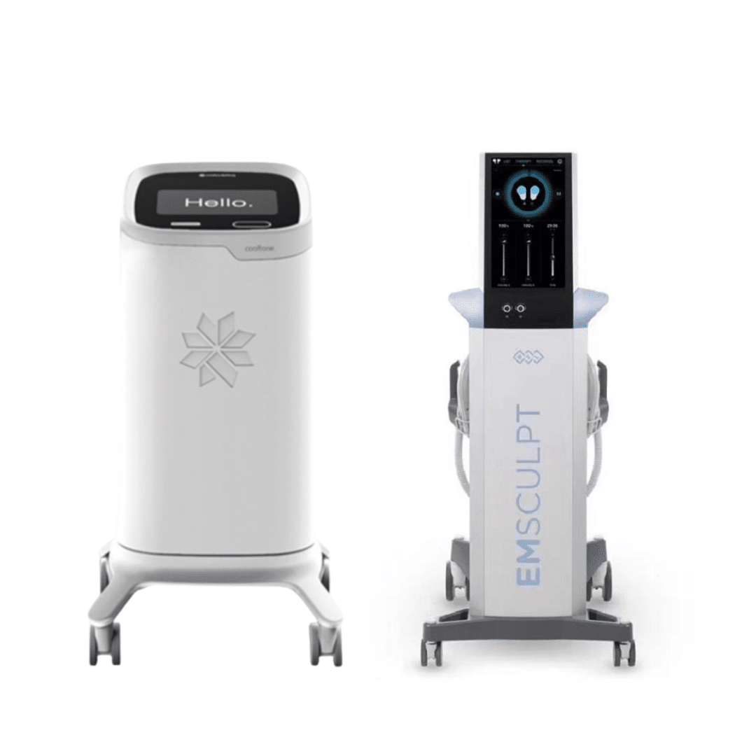 CoolTone VS. EmSculpt