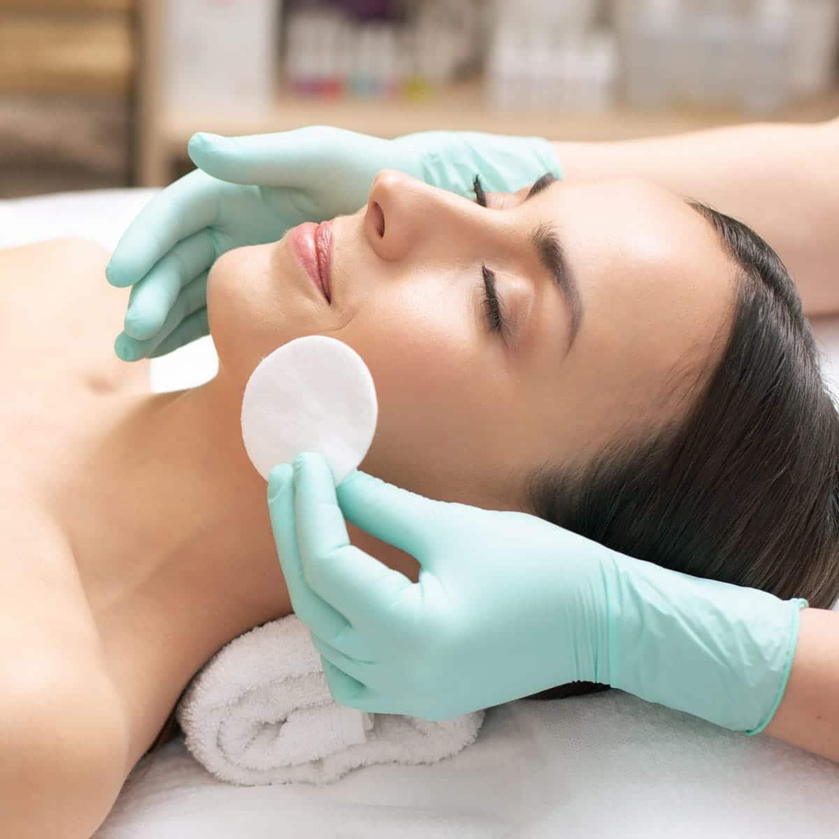 organic spa facials denver