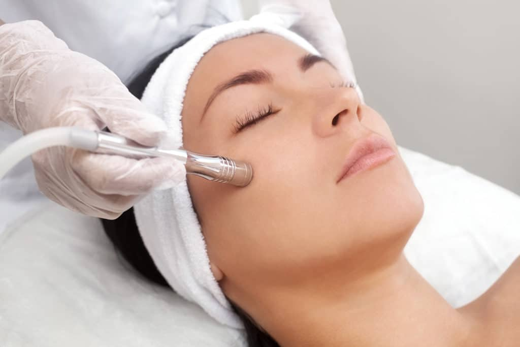 microdermabrasion after care